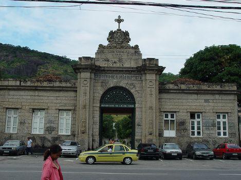 Resultado de imagem para Cemitério São João Batista